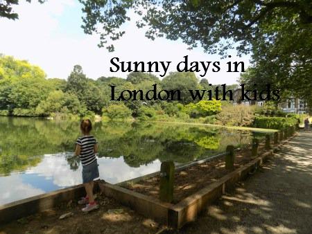 Actividades con niños en Londres