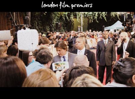 London Film Premiers