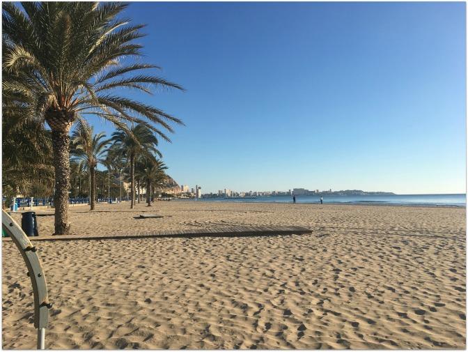 Weekend Away, Alicante